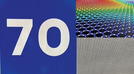 Señales NANOTEC fabricadas con composites de última generación con nanopartículas de carbono