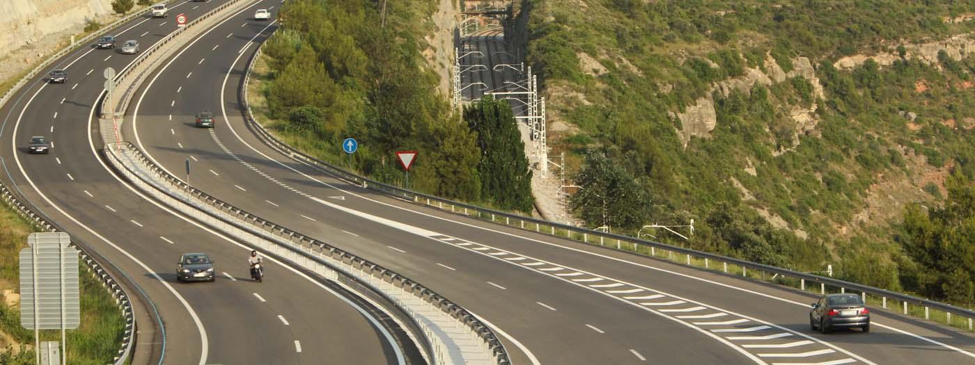 Autopista Autema Terrasa-Marres