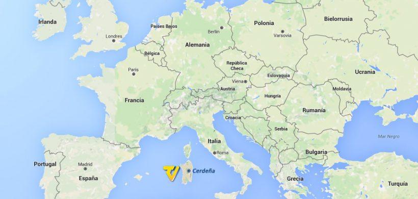 Prueba de instalación del SPM Compositec en Italia.