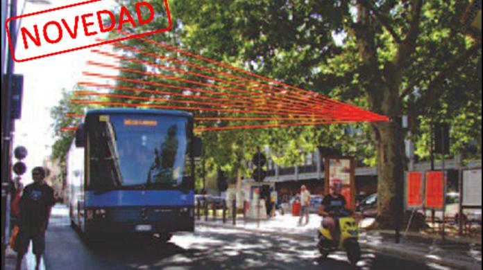 Detector Electrónico de Exceso de Gálibo(Sistema RAV)