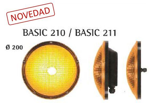 Nuevos focos LED para zonas de obra