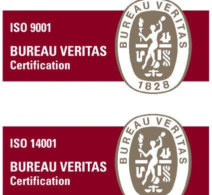 Actualización de la ISO 9001 y la ISO 14001