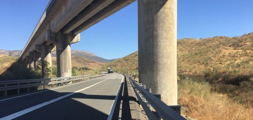 Comenzamos las obras de acondicionamiento de la red de carreteras de Extremadura
