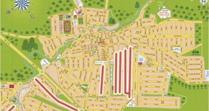 Tecnivial contribuye a la mejora del ordenamiento de las calles