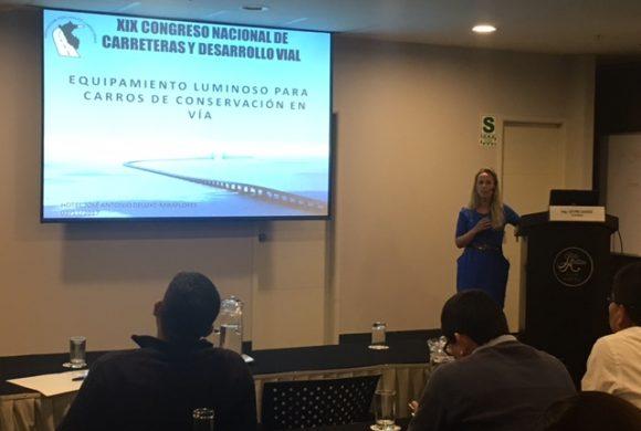 Participación de Tecnivial en el XIX Congreso Nacional de Carreteras y Desarrollo Vial en Perú