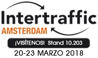 Tecnivial en la feria Intertraffic Ámsterdam
