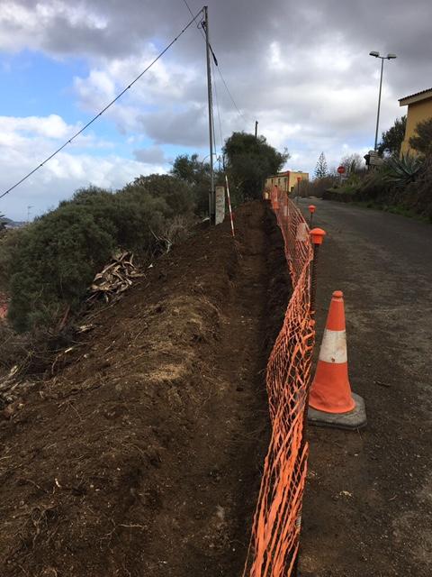 Tecnivial recalces y barreras de seguridad en Gran Canaria