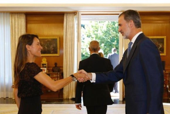 Apoyo al ferrocarril español desde Casa Real
