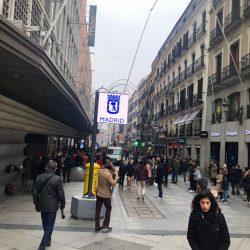 Tecnivial colabora para aumentar la seguridad en la zona centro de Madrid