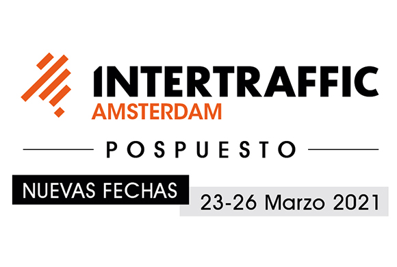 Intertraffic Ámsterdam se pospone al 23-26 de marzo de 2021